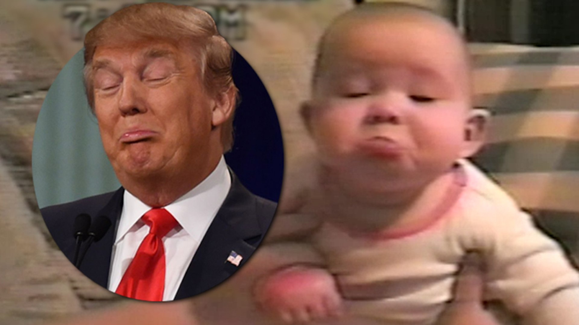 9 Youngins Who Nailed The Many Faces of Donald Trump
