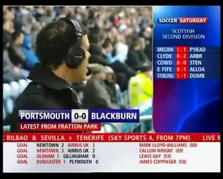 Funniest Sky Sports News Moment ever