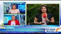 Oposición venezolana comienza recolección de firmas para convocar referendo revocatorio contra Nicolás Maduro