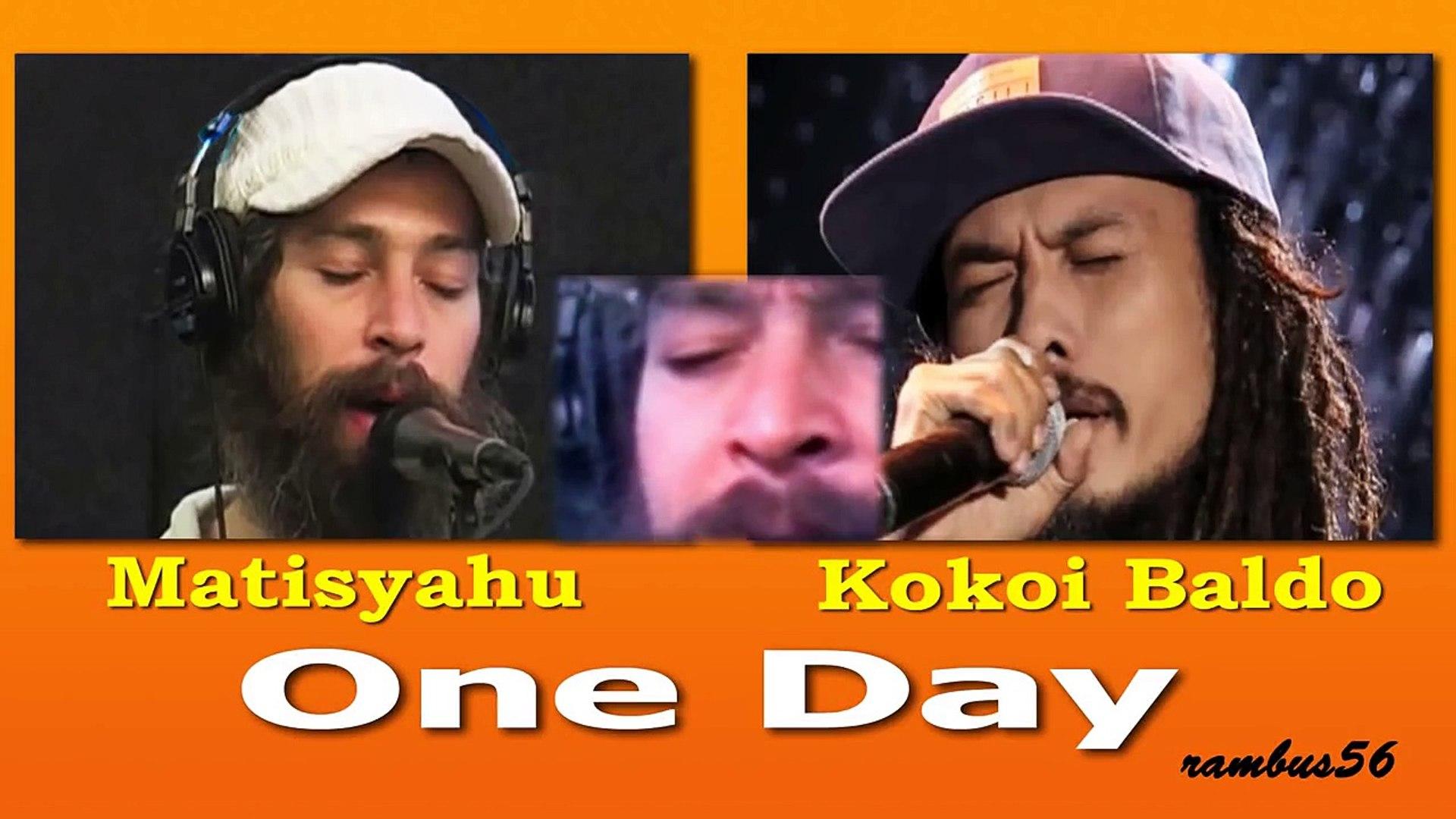 KOKOI BALDO The Voice PH covers ONE DAY by MATISYAHU