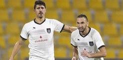 Centre de Xavi et 1er but pour Baghdad Bounedjah avec Al Sadd !