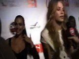 Super hot model Irina Shayk looks amazing at the Sports Illustrated Swimsuit party with Br