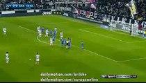 Alex Sandro Amazing Header Chance | Juventus - Sassuolo Serie A 11.03.2016 HD