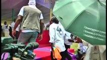 Congo, Le candidat D. Sassou Nguesso en campagne dans sa ville natale