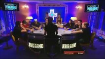 Sam 'The Monkey' Trickett and Marvin Rettenmaier get it in preflop in high stakes cash game
