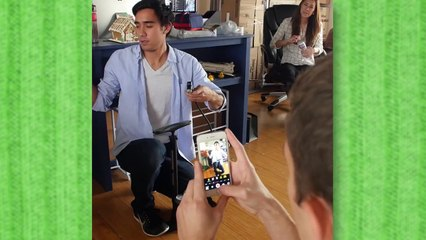 Behind the scenes of Zach King Magic