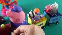 Peppa Pig en français. Peppa Pig et Lalaloopsy Ferris Wheel. Peppa Pig essaie un nouveau carrousel