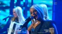 Timoteij Stormande Hav Melodifestivalen 2012, Eurovision Sweden