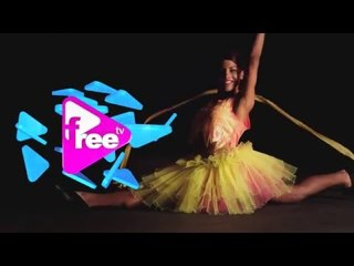 Ballerina 2015 - Free TV Ident   إعلان قناة فري تي في - باليرينا