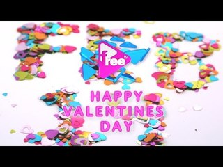 Happy Valentine's Day 2016 - Free TV Ident   إعلان قناة فري تي في - عيد حب سعيد