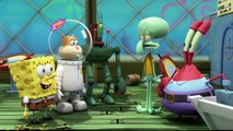 SpongeBob HeroPants - All Cutscenes Movie 【Full HD】