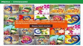 Team UmiZoomi Umizoomi Memo Umizoomi Games