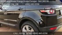 2015 Land Rover Range Rover Evoque Pure Plus AWD 4dr SUV for