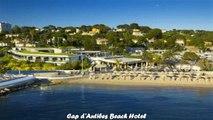 Hotels in Cannes Cap dAntibes Beach Hotel France