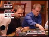 View on Poker - Daniel Negreanu suffers a terrible bad beat on High Stakes Poker!