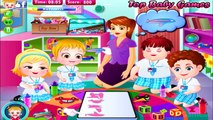 Baby Hazel in Learns Vehicles - Full Epizodes For Kids - Educational Baby Games Movie