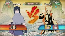 Let's Play Naruto Ultimate Ninja Storm #5 - What If Itachi Killed