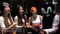 [ENG SUB] 160310 Mamamoo - M! Countdown Backstage