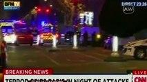 Evacúan estadio durante amistoso entre Francia y Alemania tras atentado terrorista