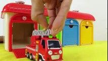 Voitures - Les véhicules de secours. Vidéo éducative pour les enfants  Dessins Animés Pour Enfants