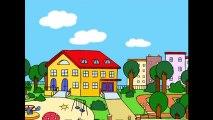 Milo - Auto École S01EP15 | Dessin animé pour les enfants  Dessins Animés Pour Enfants