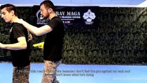 KRAV MAGA TRAINING • Advanced gun disarm