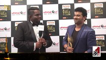 DSP and Sagar Funny Chat with Viva Harsha | Best Music Director & Singer Telugu | IIFA Uts