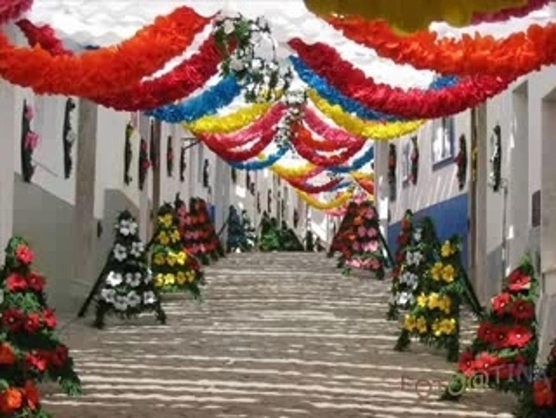Festa das flores em Campo Maior - Chiquita