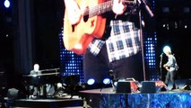 Ed Sheeran & Elton John Dont Go Breaking My Heart @ Wembley Stadium 10/07/15
