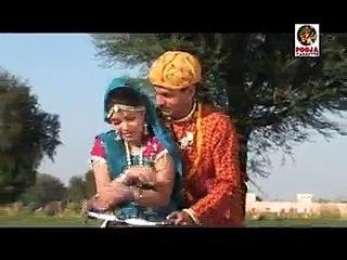 Thari Saikildi Ne Hole Hole #Romantic Rajasthani Song 2016 #Mobile Hali Bandi #Pooja Cassettes
