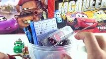 Mater DEV Sürpriz Yumurta Açma Oyun Hamuru Hot Wheels Şimşek Mcqueen Oyuncak Arabalar (Trend Videos)