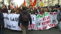 Projet de loi travail: manifestation des syndicats réformistes ce samedi