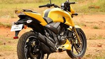 Official TVS Apache RTR 200 4V release Review