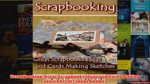 Download PDF  Scrapbooking Great Scrapbooks Ideas and Cards Making Sketches DIY Ideas Book 2 FULL FREE