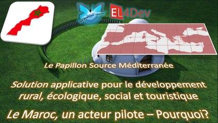 EL4DEV Marrakech Maroc Bordeaux France Tourisme Social Solidaire Développement Garden Resort Méditerranée Projet