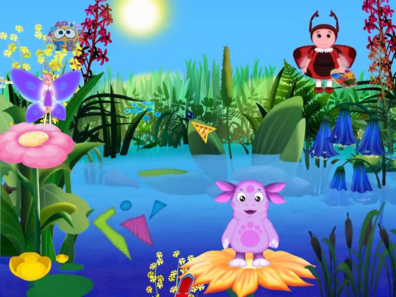 Детские картинки мультики, днем