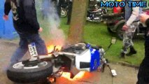 Compilation moto fun... A mourir de rire ^^