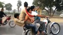 Pakistani Bikers Boy.