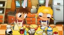 Telmo et Tula - Comment faire des crêpes avec les enfants, Dessins animés  Dessins Animés Pour Enfants
