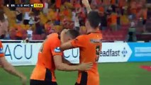 Brisbane Roar FC vs Melbourne Victory 5-0 All Goals Highlights (12_03_2016) A-Le