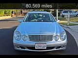 2006 MERCEDES-BENZ E350 LUXURY PKG MOONROOF NAV. 80K MLS  3.5L Used Cars - Woodland Hills,CA - 2014-