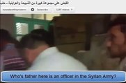 """""""Free"""" """"Syrian"""" """"Army"""" TERRORISTS Kidnap Innocent Civilians. NATO Supporting Terrorist Extremists."""