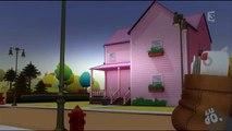 Garfield & Cie dessin animé en français - Garfield & Cie Saison 2 Épisode 51 Vague de chaleur  Étoile Dessin Animé