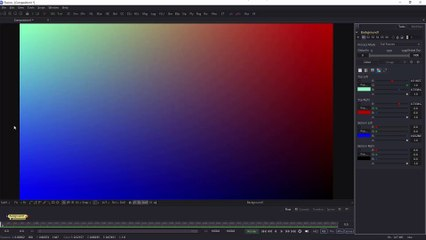Fusion Basics 29 - Background Tool