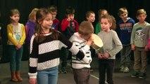Camion des mots -  Classe de CP école primaire  de Veron (89)