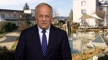 Humour : L'allocution du Président de la Suisse