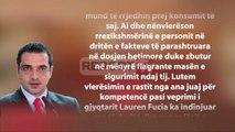 Report TV - Tahiri Nishanit: Gjyqtari i Vlorës  ka dekurajuar policët, merr masa