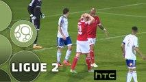 Nîmes Olympique - FBBP 01 (1-1)  - Résumé - (NIMES-BBP) / 2015-16