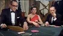 James Bond 007 - Dr. No 1962 - Scène du casino