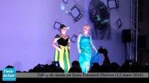 Défilé de mode au lycée Edouard Herriot